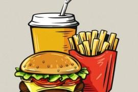 O aumento do consumo de fast food