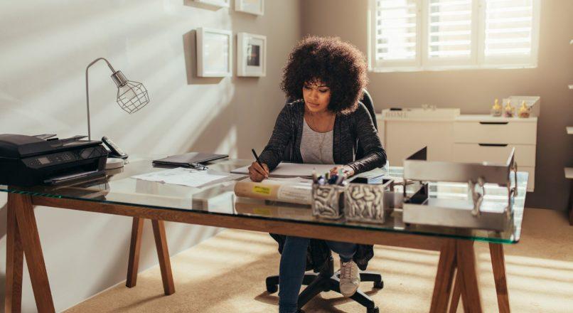 Como manter a produtividade com o home office?