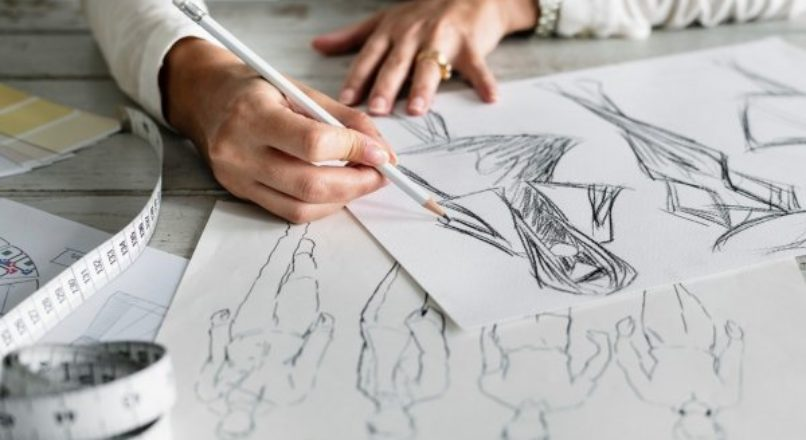 Carreiras para Quem Gosta de Desenhar