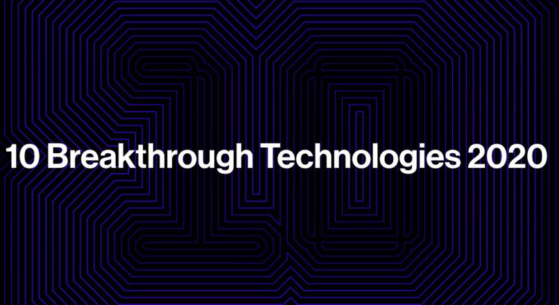 10 tecnologias do ano pelo MIT