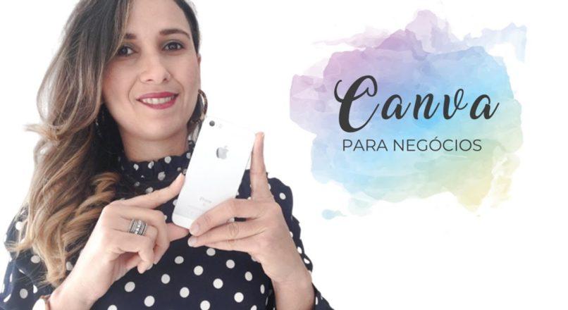 →( Curso CANVA PARA NEGÓCIOS ) Renata Massa