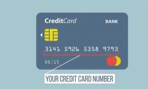 Cartão de crédito: saiba por que existe o código de segurança