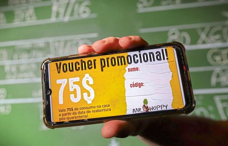 Voucher: estratégia para aliviar o caixa de sua empresa