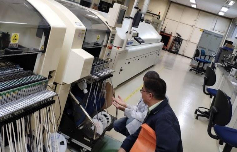 Futuro da Industria de manufatura avançada
