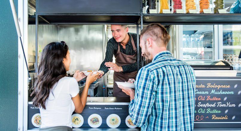 As principais tendências de um negócio food truck