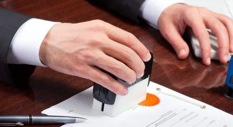 O contrato precisa ter as firmas reconhecidas em cartório?