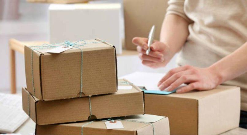 Como enviar produtos vendidos pela internet?