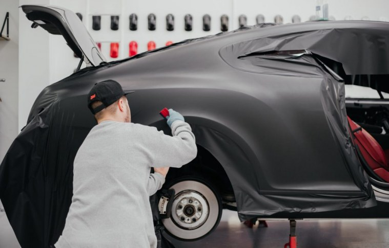 Guia Definitivo Para Montar Uma Empresa de Envelopamento Automotivo