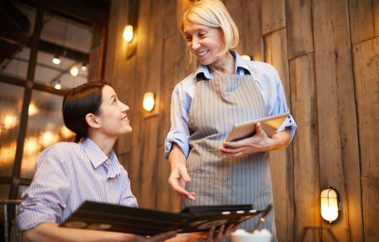 Como Recepcionar um Cliente com Eficiência?