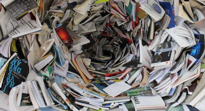 Como ganhar dinheiro com reciclagem de papel?