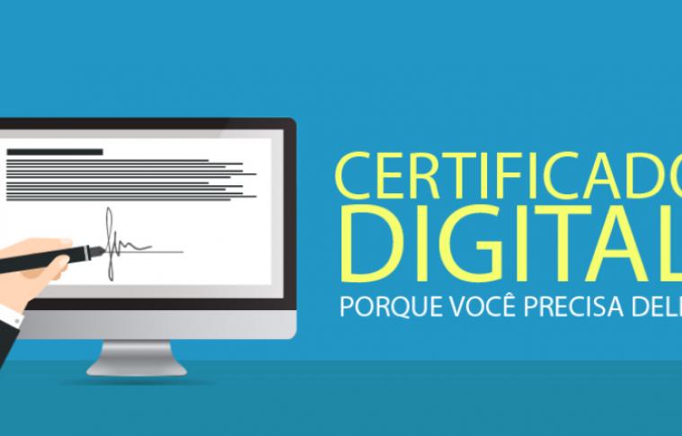 Certificado Digital Gratuito para emitir nota fiscal (NF-e)