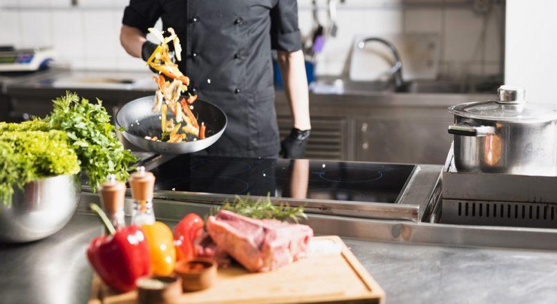 Como planejar a montagem de uma cozinha de restaurante?