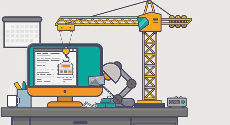 Quanto tempo leva para construir um site?