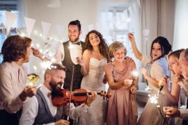 Como escolher as músicas do casamento?