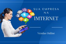 Como colocar sua Empresa na Internet?