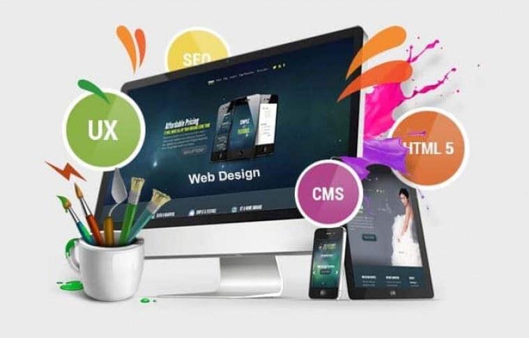 Principais tendências de web design no final de 2020