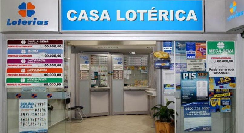 Uma casa Lotérica boa opção para Empreender