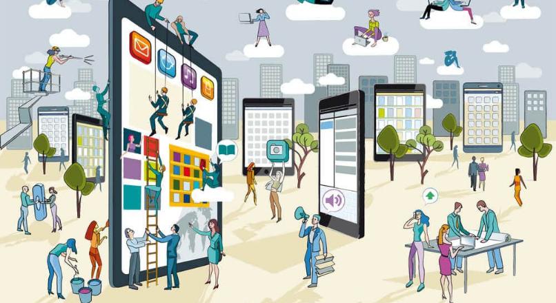 Conceito de Empresa Digital