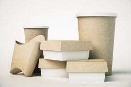 O que são embalagens biodegradaveis e não biodegradaveis?