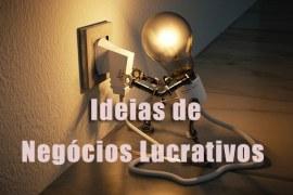 Ideias de negócios online lucrativos