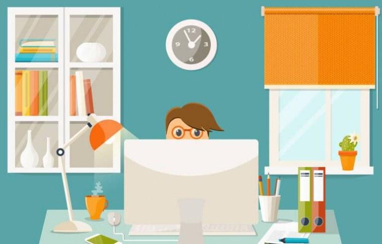 Como deixar seu negócio mais produtivo trabalhando em home office