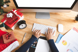 Natal: contrate freelancers para o seu negócio neste fim de ano