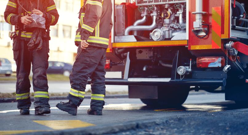A importância de um sistema de combate a incêndio