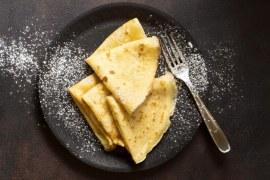 Como o crepe se tornou uma receita coringa para qualquer ocasião?