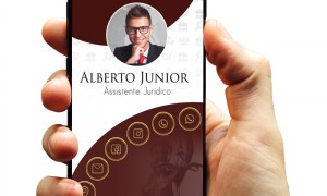 O que é um cartão de visita digital?
