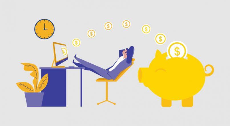 Renda passiva: o caminho para a liberdade financeira
