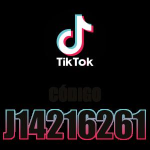 código tiktok 2021