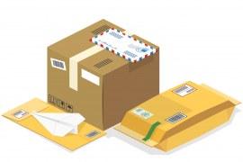 Como enviar documentos para outros países?