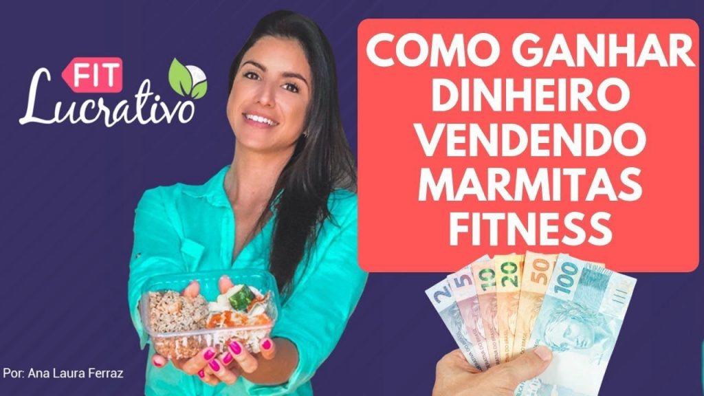 como ganhar dinheiro com marmita fitness