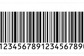 Códigos de barras para os meus produtos