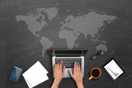Trabalhar viajando: saiba quais profissões permitem