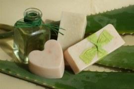 Como fazer sabonete de aloe vera em casa?
