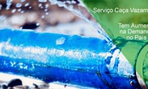 Procura por serviço especializado em Vazamento Cresce No País