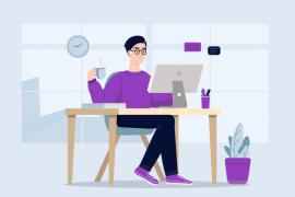 Como aumentar a produtividade do home office