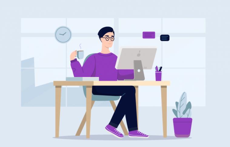 Home-office como manter os bons hábitos trabalhando em casa
