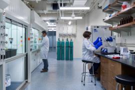 Qual a função do lavador de gases para laboratório?