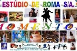 Estúdio de ROMA S/A.
