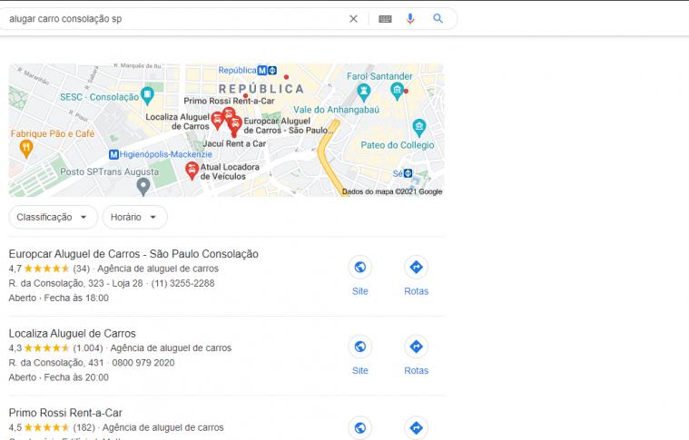 Como fazer a empresa aparecer no Google Maps?