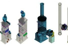 Os Lavadores de Gases e sua funcionalidade