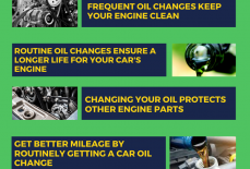 The Top 5 Benefits of Getting a Car Oil Change Regularly