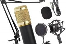 Como o Kit Microfone Estúdio BM800 pode te ajudar a alavancar as suas vendas