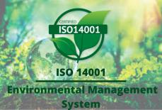 ISO 14001 Certification in UAE